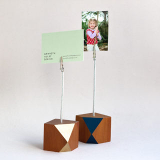 photo and card holder