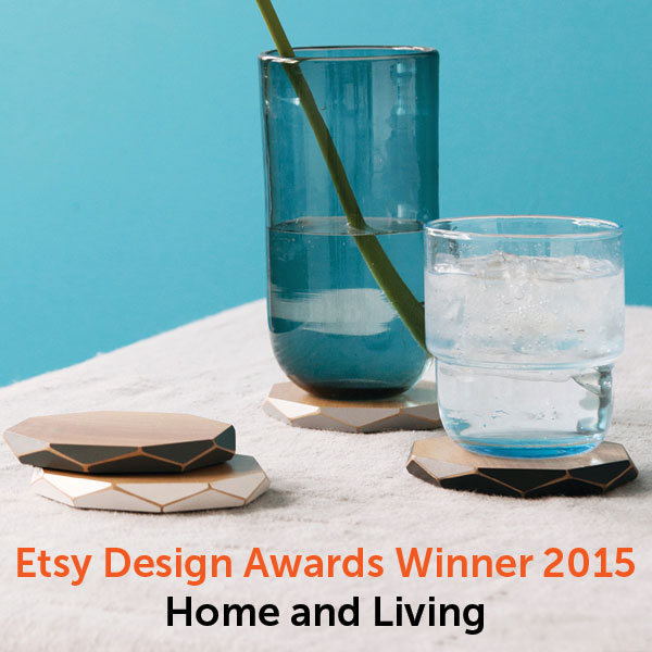 Etsy Design Awards Winner, 2015