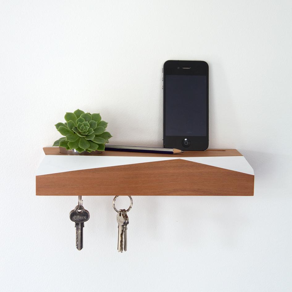 Catch All Shelf Gwyneth Hulse Design