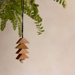 Totara Tree Christmas Ornament