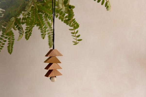 Totara Tree Christmas Ornament