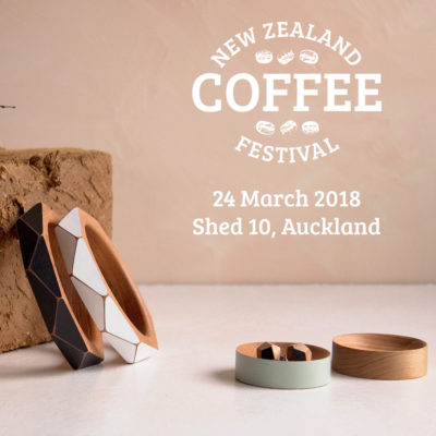 Win tickets to the NZ Coffee Festival!